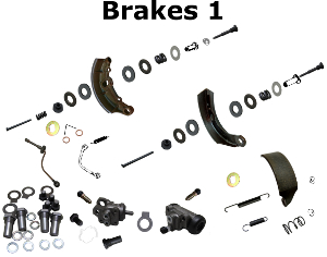 190 Brakes Page 1
