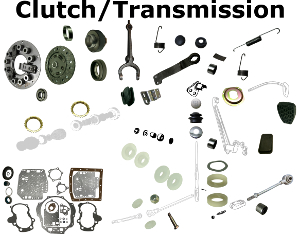 190 Clutch and Transmission