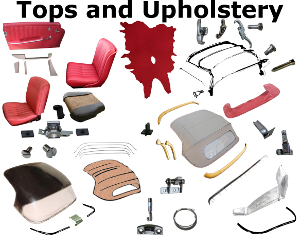 190 Tops and Upholstery