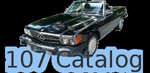 Antique and Vintage Mercedes Parts - K&K Manufacturing - MI